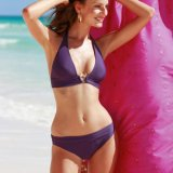 Bikini 80% Nylon 20% Spandex van dames (YD11173)