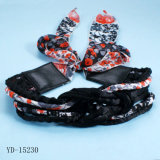 Ceinture de 2010 modes, ceinture de tissu (YD-15230)