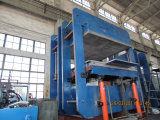 Plaque Vulcanizing Press 1500T
