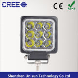 indicatore luminoso ausiliario del lavoro del trattore del CREE LED di 5inch 12V-24V 27W 9X3w