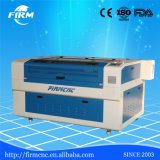 Деревянная акриловая машина лазера СО2 CNC вырезывания гравировки MDF кожаный бумаги