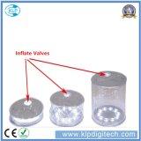 Lanterne se pliante imperméable à l'eau solaire