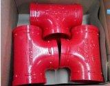 Ferro Ductile que reduz o T (rosqueado) com o FM/UL/Ce aprovado