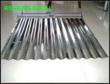 Лист толя высокого качества 0.14-0.6mm гальванизированный стальной