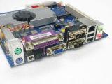 Netzfirewall PC Miniitx-industrielles Motherboard mit Prozessor des Intel-Atom-D525