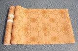 Papel de parede suportado tela do vinil