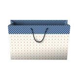 Sacs de empaquetage de cadeau de faveur d'usager de papier d'art de couleur