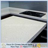populares engenharia pedra de quartzo artificial para a telha ou bancada