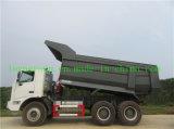Тележка сброса Tipper минирование Sinotruk HOWO 6X4 для минировать Transportion