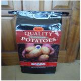 BOPPによって薄板にされるPPによって編まれるBags/Laminated PPによって編まれるBags/Potato袋