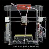 Imprimante 2016 rapide de l'appareil de bureau DIY 3D de prototype de Fdm de la version la plus neuve d'Anet