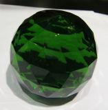 Boule en cristal (vert YH-10012)