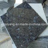 Импортированная голубая плитка гранита перлы (YQA-GT1016)