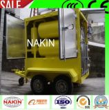 Mobile Trailer & Weather-Proof Type Hi-VAC Transformer Oil Filtration Machine