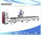 Scaletta di alluminio ad alta velocità automatica dell'armatura di CNC che fa macchina