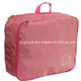 携帯用ナイロン旅行荷物の記憶のスーツケースはパッキング袋に着せる