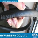 Eingewickeltes/glattes Oberflächengewebe verstärkter Gummikraftstoffschlauch, Gummiöl-Schlauch