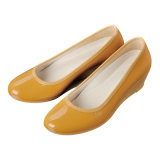 De vrouwen vormen de Laarzen van pvc, Dame Shoes
