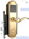 Fechamento de porta do punho do cartão do RF do hotel