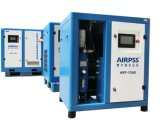24.5m3 / Min, 132kW, 864cfm, 175HP silencioso compresor de aire de tornillo rotativo