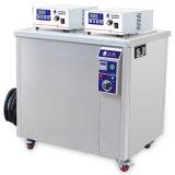 Il pulitore ultrasonico pulito veloce dello stampaggio ad iniezione dell'agente inquinante con alza in su la funzione