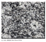 Cheap chinois Sea Wave White Granite (Spay G418 blancs)