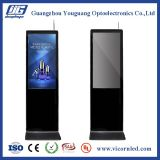 "43 "" señalización del LCD Floorstanding Digitaces"