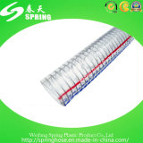 PVC 플라스틱 철강선 강화된 물 산업 폐기물 호스