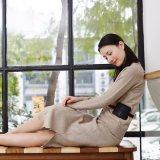 Garniture de chauffage intelligente de physiothérapie de Graphene