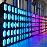 매트릭스 단계 점화 (HL-022)의 25PCS LED 3in1 동위 빛