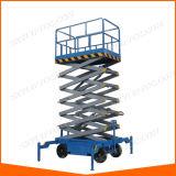 Hersteller-elektrisches Mobile Scissor Aufzug-Plattform