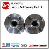Flange de mangueira de flange de aço carbono com flange de alta pressão 87611