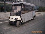 CE одобряет автомобиль 11 персоны электрический (Лт-A8+3)