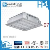 80W IP66 Empotrables LED con SAA Lumileds 3030 Chip