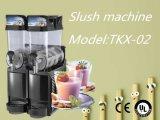 Machines van de Sneeuwbrij van het Ijs van China de Populaire Één Machine van de Tank/van de Sneeuwbrij/Machine 004 van Granita van de Sneeuwbrij