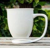 Caneca de café branca do curso da venda quente para a HOME ou o acampamento