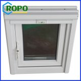 Padrão australiano vitrificado dobro alemão de Rehau UPVC Windows