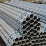 Tubo de acero de Galvaninzed para el andamio de la construcción