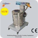 금속 코팅 (COLO-660)를 위한 정전기 분말 코팅 장비