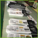 安い価格の印刷店の昇進の自己接着ステッカー