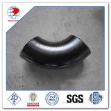 ASME/ANSI B16.9 A234/A403のバット溶接カーボンまたはステンレス鋼の管付属品