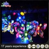 Luz de interior de la cadena de la decoración LED de la Navidad del precio moderado con la decoración