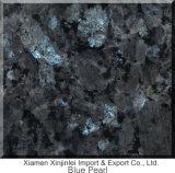 Telhas de pedra cinzentas escuras naturais do granito e G654 da pavimentação