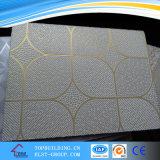 Потолок гипса плитки потолка гипса PVC прокатанный винилом