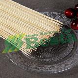 Vara de bambu do assado que faz a máquina, vara de Barbecure que Sharpening a máquina