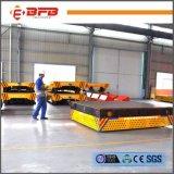 Véhicule de transfert sans rail motorisé conduit électrique avec le dispositif de sécurité pour le transport d'usine
