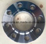 A105 forjado ANSI rosqueado parafuso carbono aço flange