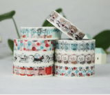 Imprimir personalizada decoración papel Washi Tape