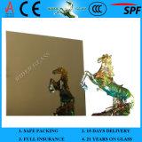 1.3-6mm Silver Aluminium Copper und Führen-freies Safety Antique Mirror