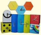 수수께끼, 팝업 책 인쇄, 3D 그림엽서, 기술 시계, 냉장고 자석, 인사장 (010)